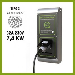 Securi Charger 1 x 7,4 kW