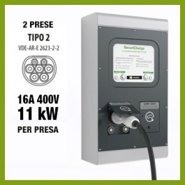 Securi Charger 2 x 11 kW