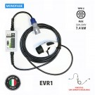 EVR1 - Tipo 2 - max 7,4 kW
