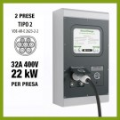Securi Charger 2 x 22 kW