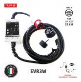 EVR3W - max 22 kW trifase - Tipo 2