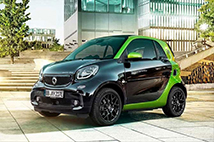 Smart EQ fortwo (4,6 kW)