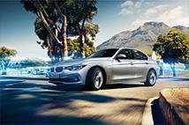 BMW330e Plug-in Hybrid