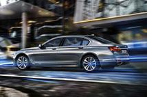 BMW740e Plug-in Hybrid