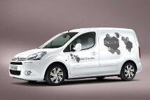 CitroënBerlingo Van Full Electric
