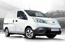 Nissane-NV200 40 kWh (7,4 kW)