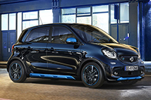 Smart EQ forfour (22 kW)