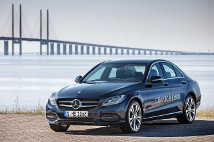 MercedesC350 Plug-In Hybrid