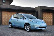 Nissan Leaf 24 kWh (7,4 kW)
