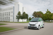 Smart ForTwoED (3,7 kW)