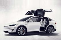 Tesla Model X (caricatore standard)