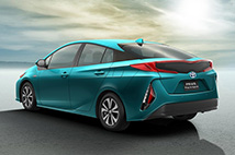 ToyotaPrius Plug-In (MY2016)