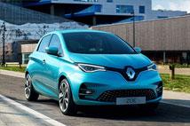 Renault Zoe R110 (52 kWh)